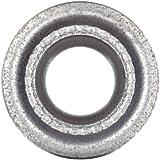 Sandvik Coromant T-MAX U Carbide Turning Insert, RCMT Style, Round Shape, H13A Grade, Uncoated