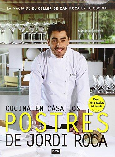 COCINA EN CASA LOS POSTRES DE JORDI ROCA descarga pdf epub mobi fb2
