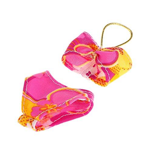 Muecas-Fashion-Ropa-Bikini-Halter-del-Traje-de-Bao-Multicolores-para-Barbies