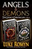 Angels & Demons 2: Rise of the Fallen and Power of Hope (The Legacy Chronicles)