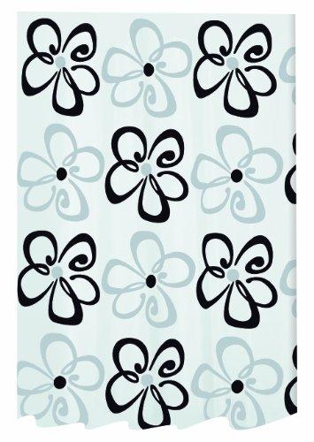 spirella duschvorhang follie 240 x 180 cm preisvergleich wohnen g nstig kaufen bei. Black Bedroom Furniture Sets. Home Design Ideas