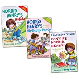 Francesca Simon Early reader: Horrid Henry's holiday
