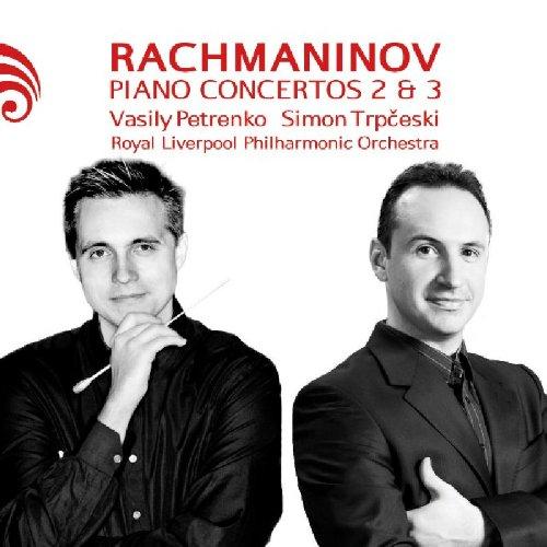 Serge Rachmaninov Concertos Pour Piano N°2 & 3