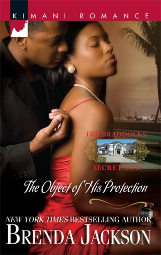 Image of The Object Of His Protection (Kimani Romance)