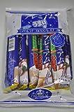 プレミアムうまい棒 モッツァレラチーズ&カマンベールチーズ味 (1袋は10本入り)+大和屋サービスで蒲焼さん太郎1枚付き