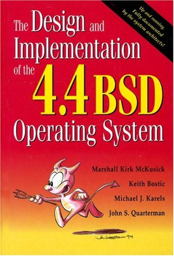 The Design and Implementation of the 4.4BSD Operating System
