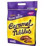 Cadbury Dairy Milk Caramel Nibbles 160g