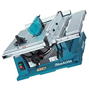 Makita 2704 Contractors 15 Amp 10 Inch Benchtop Table Saw Power Table Saws