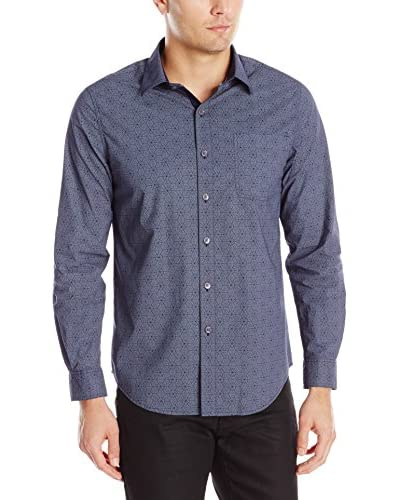 Nat Nast Men's James Cotton Woven Shirt