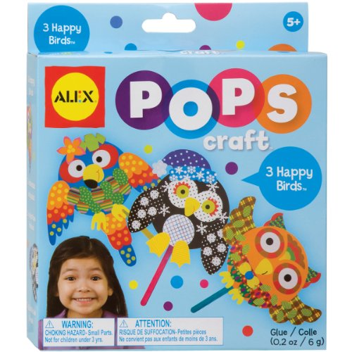 Learn More About ALEX Toys Craft Happy Birds