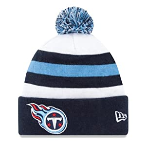 Tennessee Titans New Era 2013 Sideline On Field Sport Knit Hat by New Era