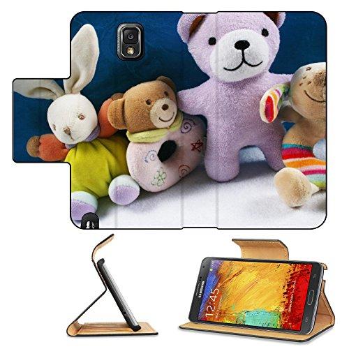 Liili Premium Samsung Galaxy Note 3 Flip Pu Leather Wallet