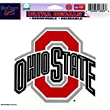 "NCAA Ohio State University Multi-Use Colored Decal, 5"" x 6"""