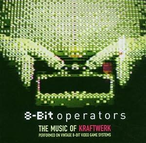 8-Bit Operators - An 8-Bit Tribute to Kraftwerk