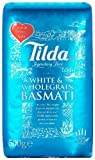 Tilda White & Wholegrain Basmati Rice 500 g