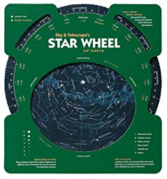 Sky & Telescope\'s Star Wheel 50 North