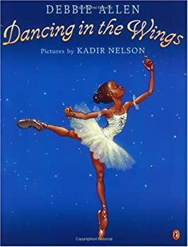 "Cover of ""Dancing in the Wings"""