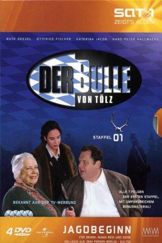 Der Bulle von Tölz - Collector's Box 1 [Collector's Edition] [4 DVDs]