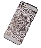 iPhone 6 Case, Hundromi(TM) Plastic Case Cover for Iphone 6 Henna Ojibwe Dream Catcher Ethnic Tribal (For iPhone 6 4.7 inch Screen)