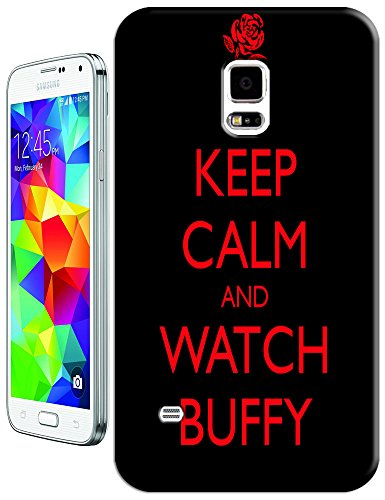 Keep Calm And Colorful Fashion Flag Cell Phone Cases For Samsung Galaxy S5 I9600 No.1