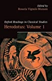 img - for Herodotus: Volume 1 (Oxford Readings in Classical Studies) book / textbook / text book