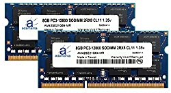 Adamanta 16GB (2x8GB) Apple Memory Upgrade for Early 2013 iMac 21.5