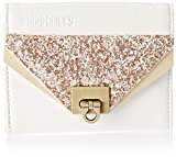 3 Mad Chicks Women's Wallet (Gold) (WA005)
