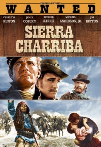 Sierra charriba (director's cut) [IT Import]