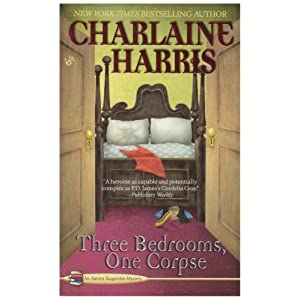 Three Bedrooms, One Corpse (Aurora Teagarden Mysteries, Book 3)