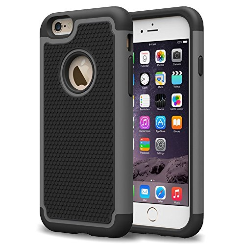 iphone-6-6s-case-laxiertm-premium-ultra-thin-shock-proof-protective-cover-hard-shell-plastic-rubber-
