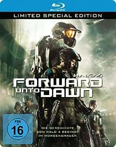 Halo 4 - Forward Unto Dawn - Steelbook [Blu-ray]