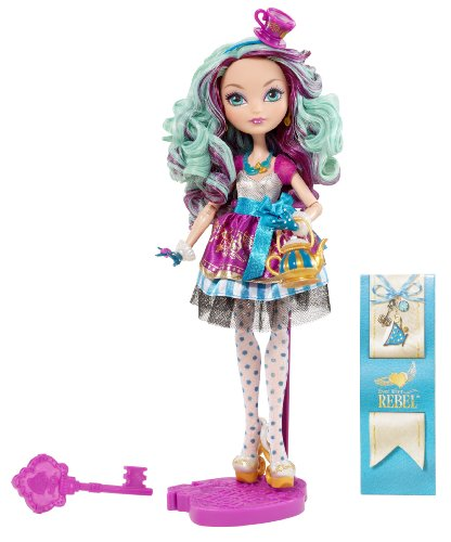 madeline hatter  ever	after high   rebel
