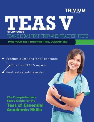 TEAS V Study Guide: TEAS 5 Exam Test Prep and Practice Tests