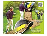 Yard Loader, The lawn funnel for paper bags