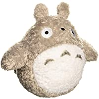 GUND Fluffy Totoro Plush, 9 inches