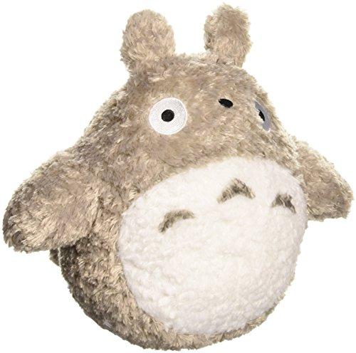 GUND Fluffy Totoro Plush, 9 inches - 1