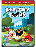 Vol. 1-Angry Birds Toon [DVD] [Import]