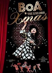 "BoA THE LIVE 2010""X'mas"" [DVD]"
