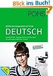 PONS Bürokommunikation Deutsch: Muste...