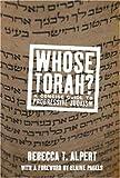 Whose Torah?: A Concise Guide to Progressive Judaism (Whose Religion?)