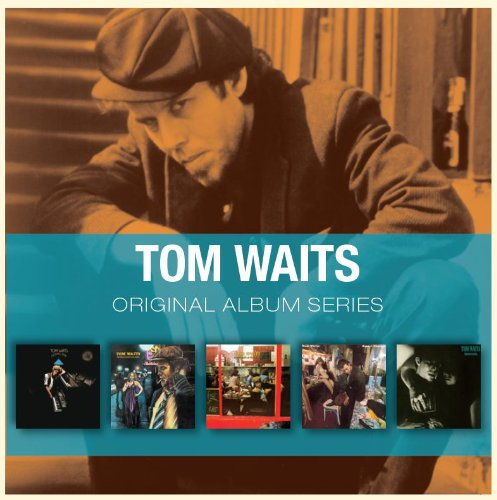 Tom Waits – Original Album Series (5CD Box Set) (2011) [FLAC]