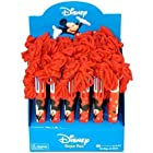 Mickey Mouse Multi Colored Pen - Kids Rope Pen