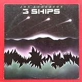 JON ANDERSON 3 Ships LP Vinyl VG++ Cover VG+ Sleeve 1985 ST E 60469 Sterling
