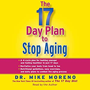 The 17-Day Plan to Stop Aging Audiobook