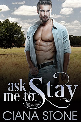 Jayce Weathers gets around. He's the hot bad boy who knows how to give a woman a night of wild pleasure, some laughs and leaves them wanting more…  Ask Me to Stay (Honky Tonk Angels Book 4) by Ciana Stone  Yep, things are heating up again in Cotton Creek.