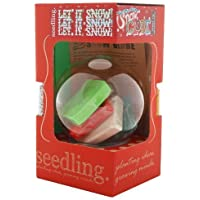 Seedling Let It Snow DIY Snow Kid's Globe Kit
