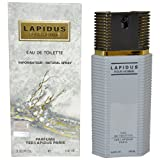 Lapidus By Ted Lapidus For Men. Eau De Toilette Spray 3.3 Ounces