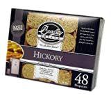 Bradley Hickory Bisquettes 1.6lb 48 pack