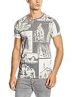 American People Camiseta Manga Corta Cupidon (Gris)