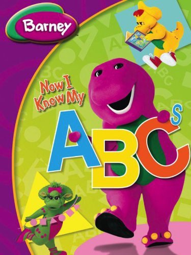 Amazon Com Barney Now I Know My Abcs Lionsgate Amazon